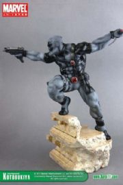 X-Force Deadpool Kotobukiya Fine Art Statue Figurine
